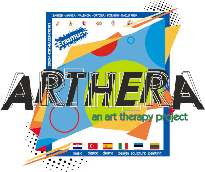 Project ARTHERA - Inclusive Arts - 2020 Erasmus+